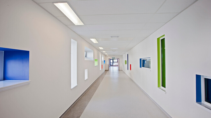 Forth Valley Royal Hospital, MediCare, A edge